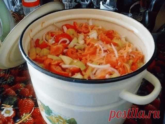 Как приготовить салат на зиму остряк. - рецепт, ингредиенты и фотографии