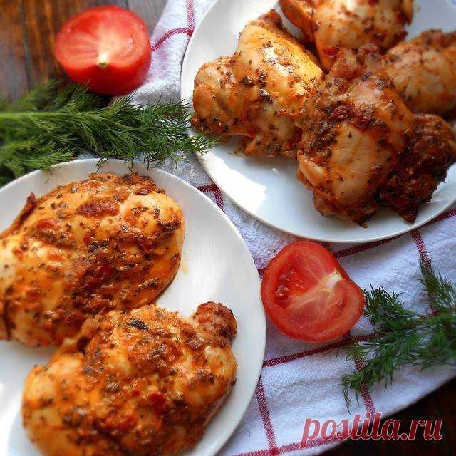 Курица в #пп маринаде Автор рецепта Доза Счастья - Cookpad