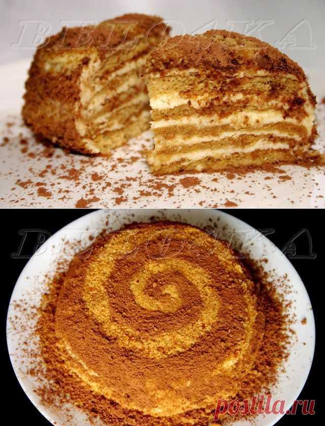 """Торт """"Диво дивное"""" Автор: belo4ka"""