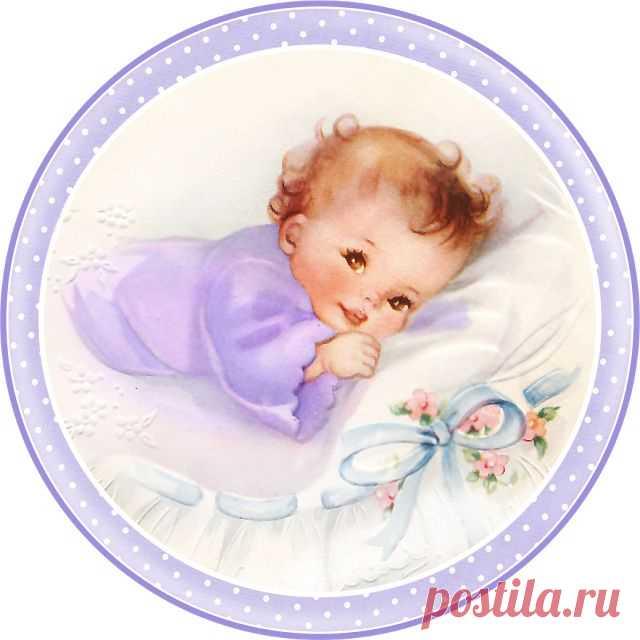 Картинки, картинки для открыток для новорожденных