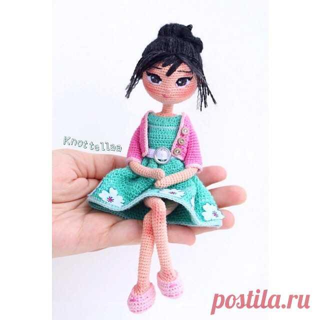 Crochet 🌺 @knottellaa's Instagram profile • Tofo me