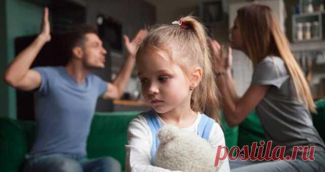 «Мама не любит папу. Папа не любит маму. Я подрасту и тоже любить никого не стану» — Бабушкины секретики