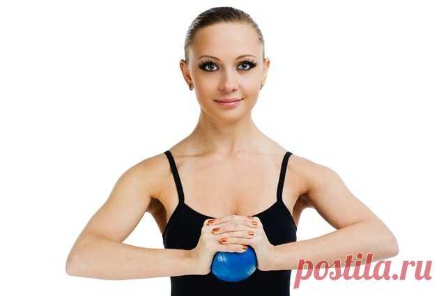 как сохранить при похудении форму груди