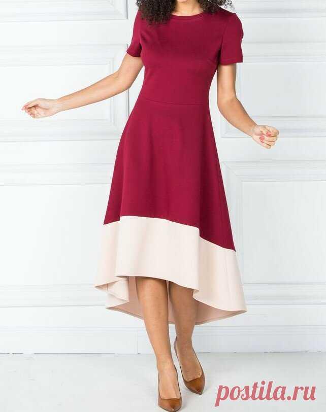 Удлиняем юбки и платья по принципу как в магазине - 10 способов   Провинциалка в теме   Яндекс Дзен