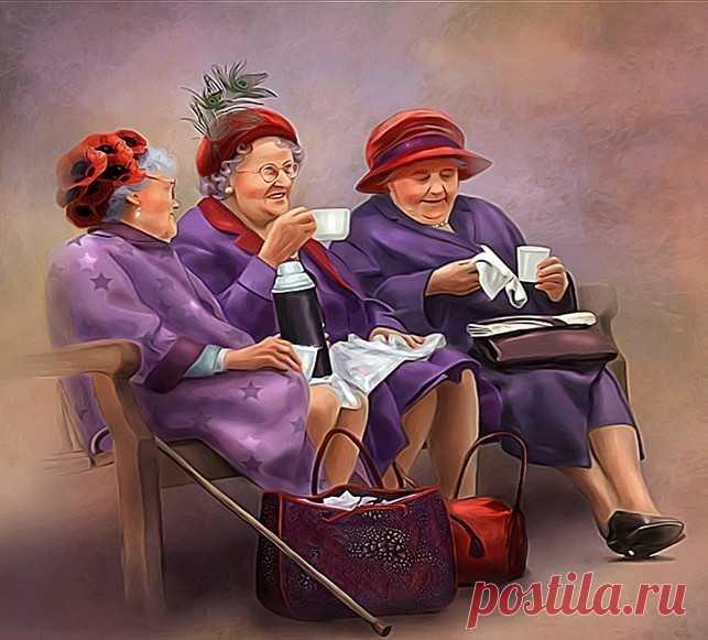 Картинки прикольные друзьям женщинам, игра