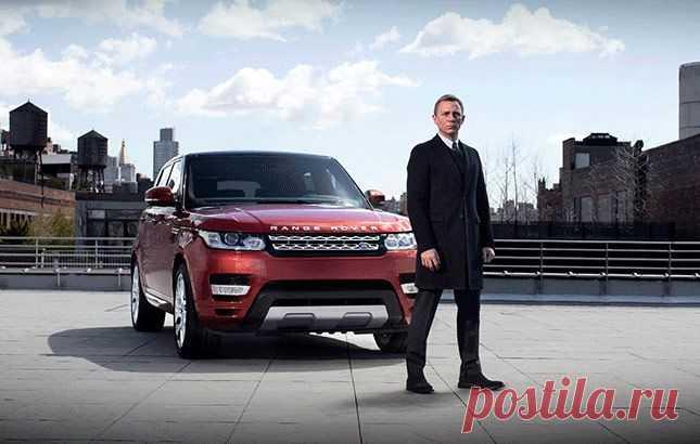 Совершенно новый Range Rover Sport – испытание дорогой
