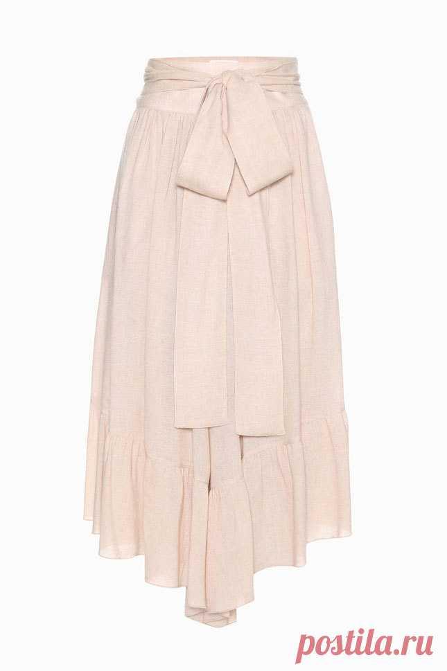 Как носить юбки миди: образы Виктории Бекхэм и модные фасоны сезона весна-лето 2017 | Vogue | Мода | Новости | VOGUE