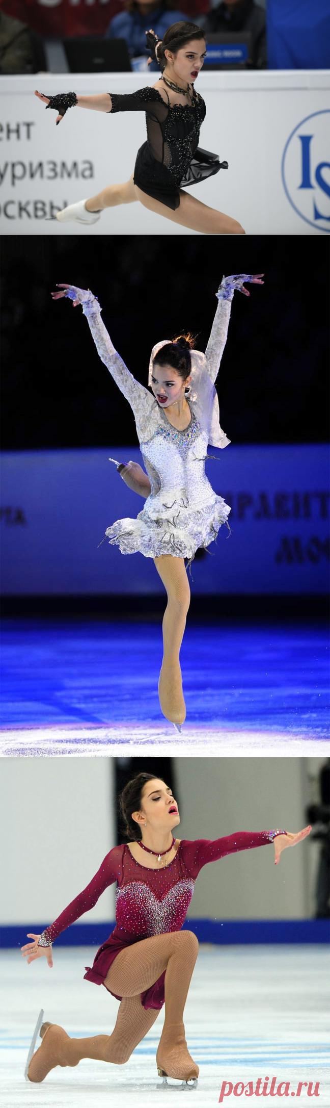 Медведева попала в список величайших фигуристов от Yardbarker, Загитова — нет — Новости Фигурного катания — Зимние - Спорт Mail.ru