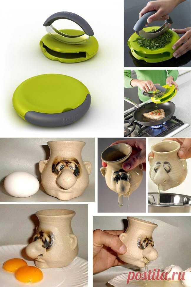 10 Полезных гаджетов на кухне. .