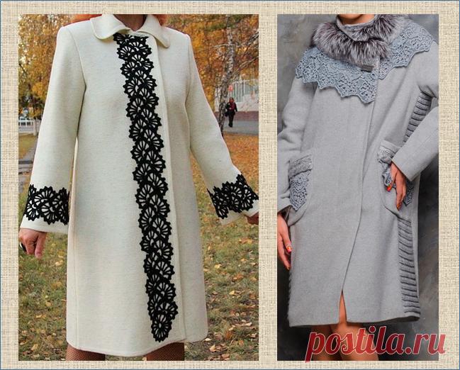 Модная переделка пальто - 25 идей для вашей осени | МНЕ ИНТЕРЕСНО | Яндекс Дзен