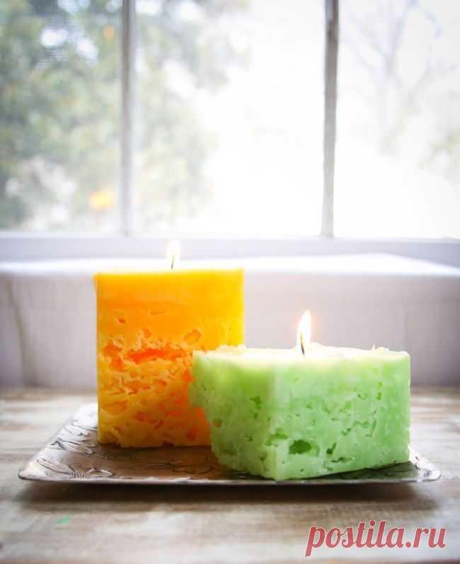 Удивительная свеча