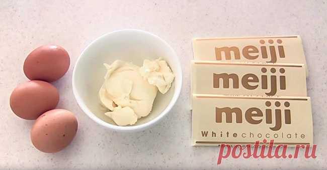 Рецепт вкуснейшего чизкейка из 3 ингредиентов - Женская красота