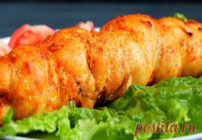 Пастрома на замену колбасе: делаем из курицы за 20 минут