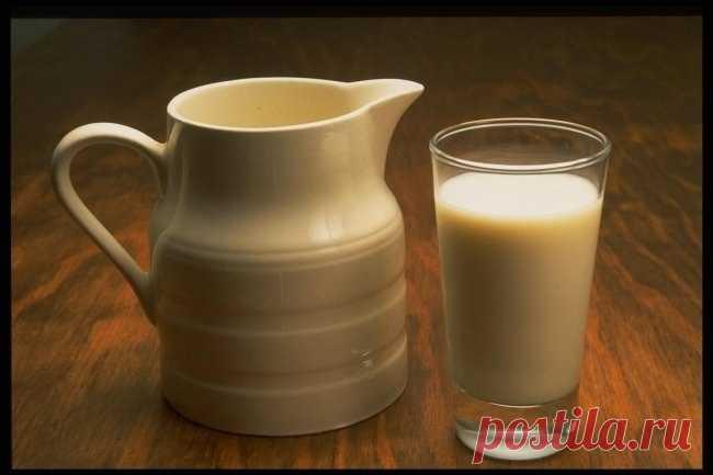 Useful properties of milk drinks.