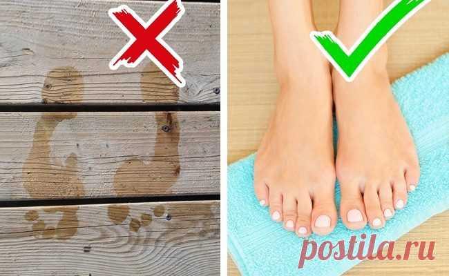 6 правил ухода, благодаря которым ваши ножки всегда будут выглядеть безупречно - Советы и Рецепты