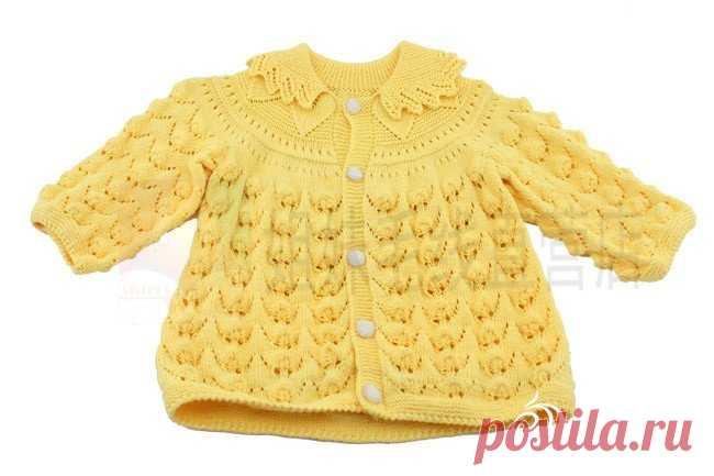 Children's kardiganchik\/palto\/