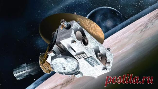 Зонд «Новые горизонты» увидел возможную водородную стену в конце Солнечной системы | Наука и жизнь