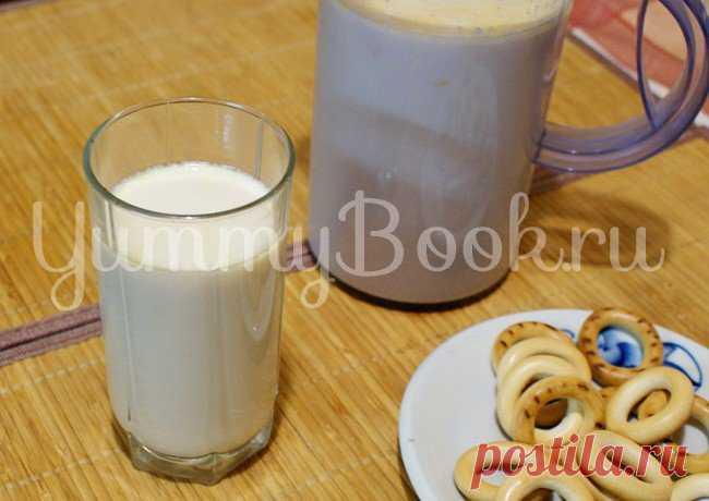 Молоко топленое в мультиварке - пошаговый рецепт с фото