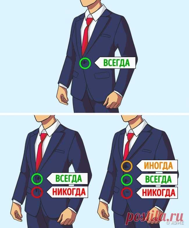 14 reglas en la ropa, que tiene que aprender una vez para siempre