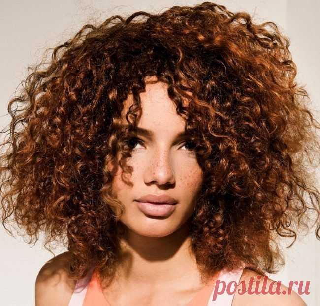 Модная химическая завивка на короткие волосы (50 фото) — Идеи стрижек и причесок с кудрями