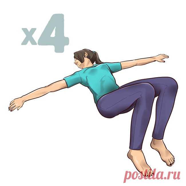 3 минуты в день для жизни без боли в спине