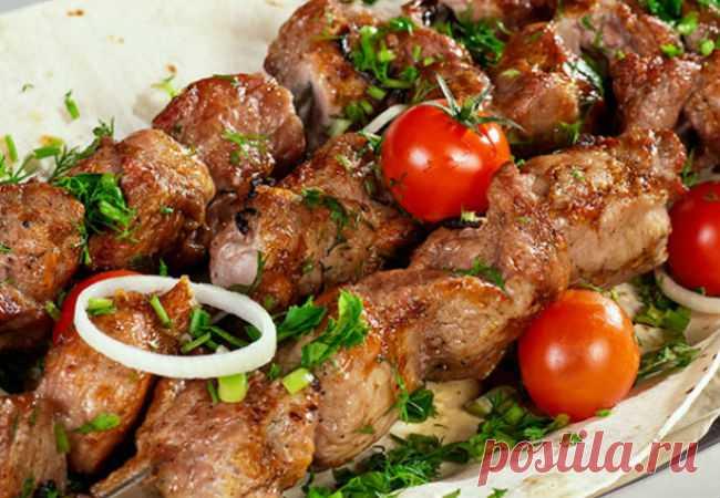 Маринад для шашлыка от повара с Кавказа: свинина тает во рту