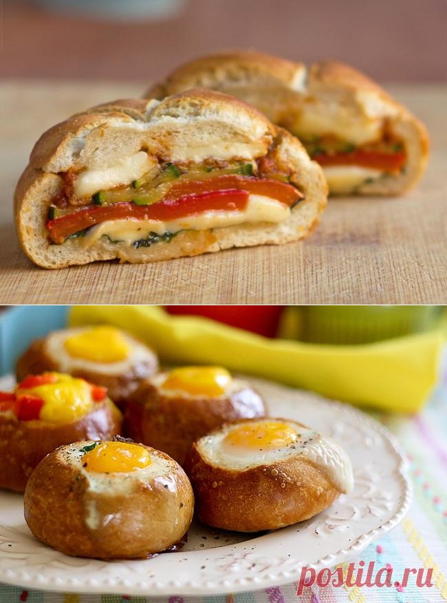 4рецепта бутербродов для неторопливых воскресных завтраков