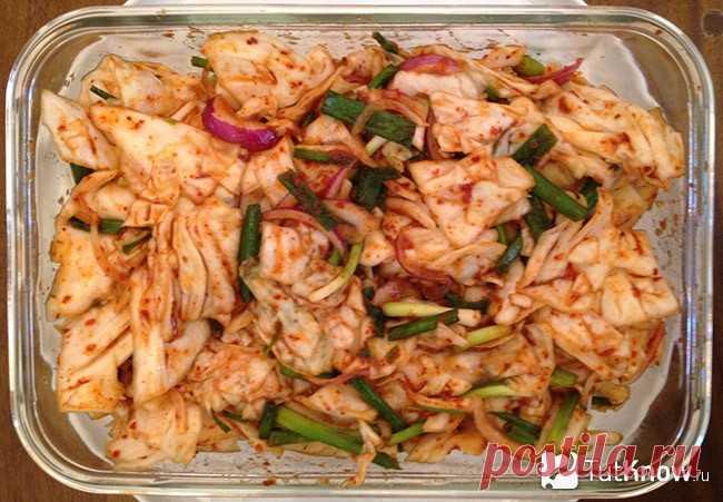 6 рецептов Кимчи по-корейски и фото