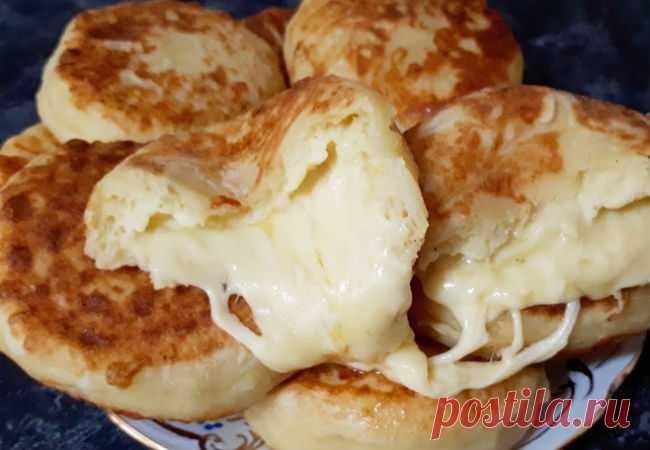 Картошка и сыр: замена надоевшим гарнирам