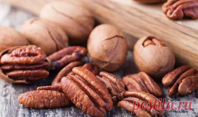 Лечение орехами. Восемь самых полезных орехов