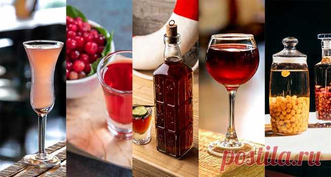 Домашние настойки: как это делают бармены – «Еда»