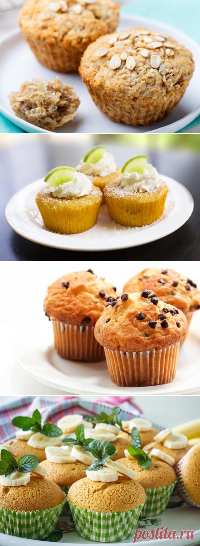 5 простых рецептов кексов в кружке