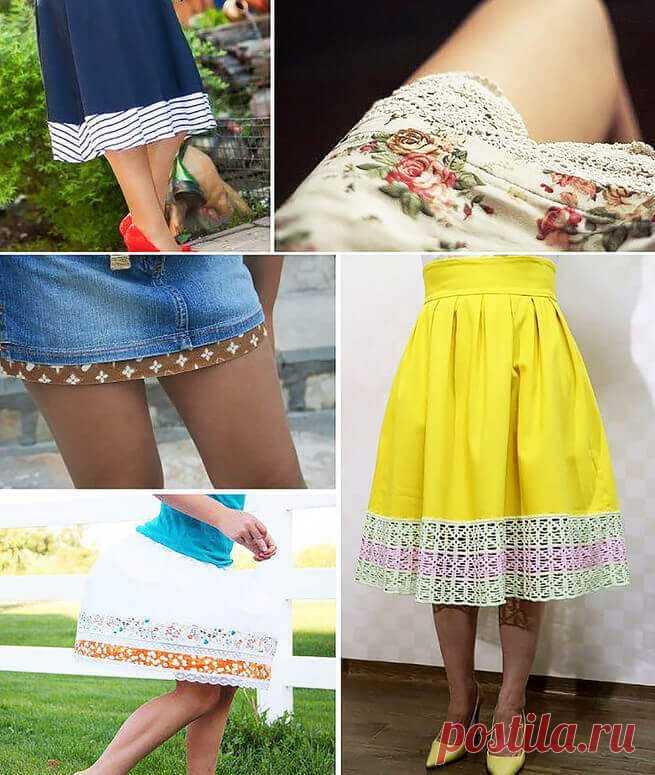 Знатные трюки! Как расширить или удлинить одежду: варианты для реализации идей…