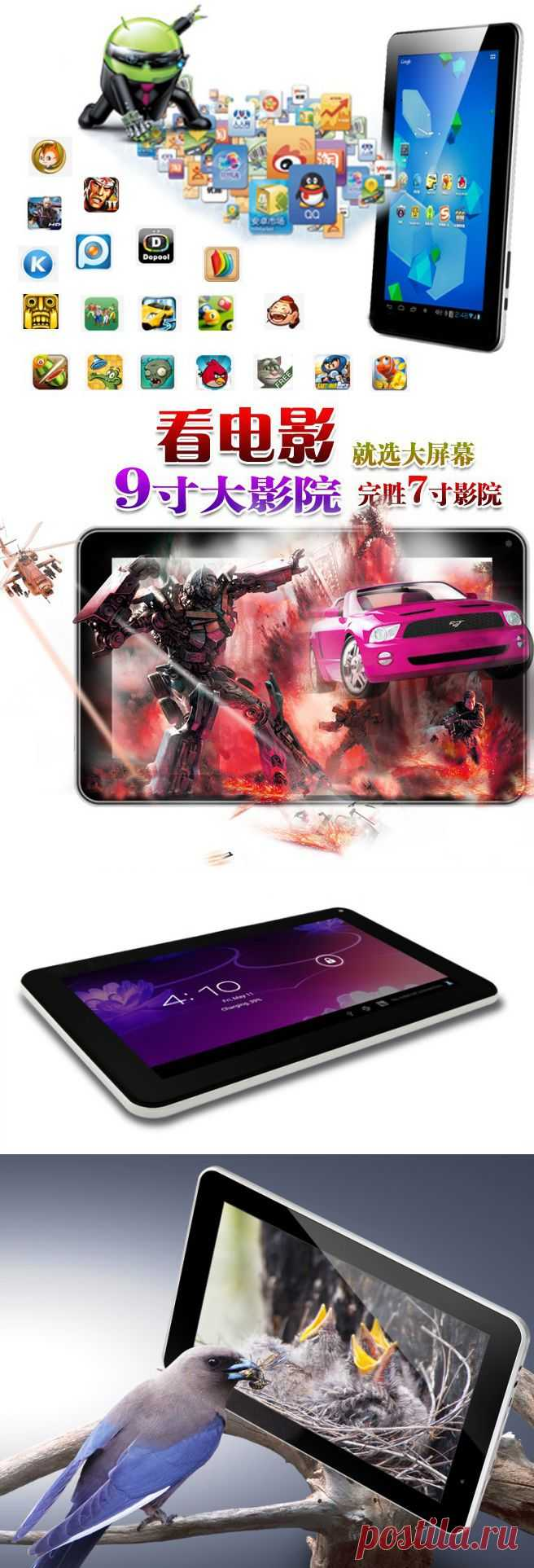 mz82-Q9 9-дюймовый планшет Android 4.0