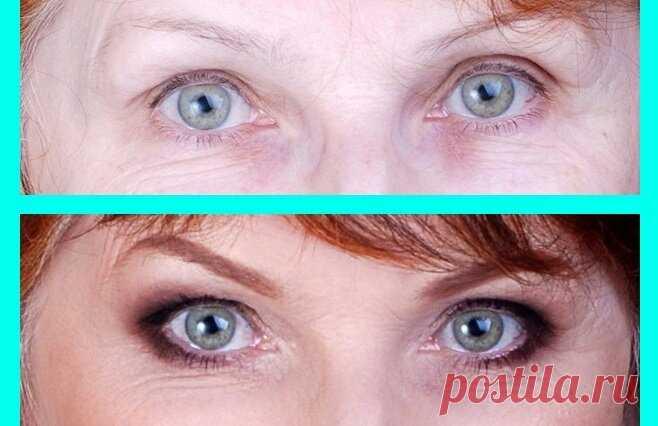 Откладываем обычный карандаш для глаз: почему в зрелом возрасте лучше использовать кайал | О макияже СмиКорина | Яндекс Дзен