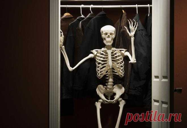 Скелет в шкафу у фотосара