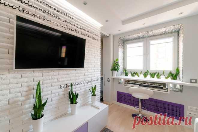 Интерьеры очень маленьких квартир: великолепное решение на 20 м2