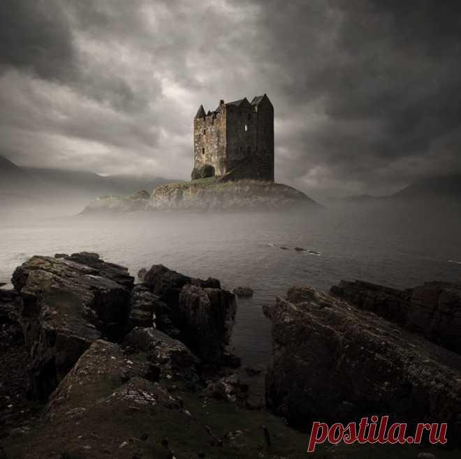 «Замок Сталкер, Шотландия» — карточка пользователя ut20061 в Яндекс.Коллекциях