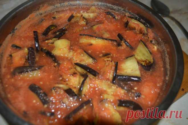 Летний, холодненкий, кислый салатик из баклажанов, рецепт простой | ПоедимКА | Яндекс Дзен