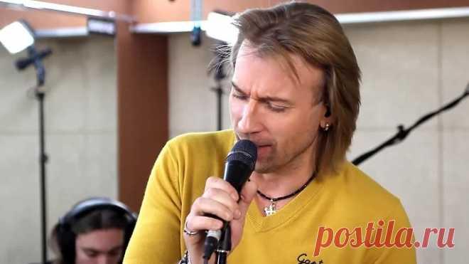 Олег Винник — Лишь ты одна. Красивый голос!
