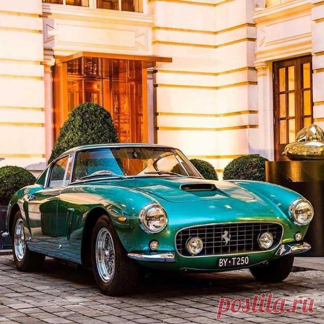 Фото красивых европейских машин для
