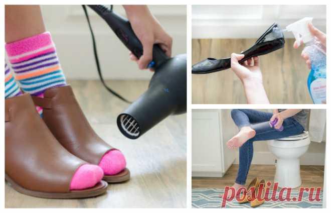 Укрощение строптивых: 15 решений против самых популярных проблем с обувью — 1001 СОВЕТ