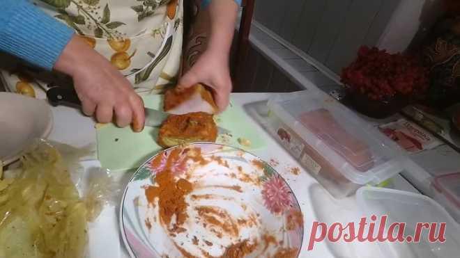 САЛО, ВАРЕНОЕ В ПАКЕТЕ + вкусная картоха!