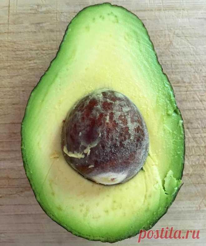 7 причин больше никогда не выбрасывать косточку от авокадо - Женская страница