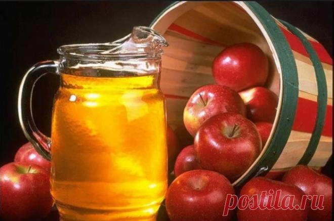 Яблочный уксус от сильной усталости, головных болей и против морщин — рецепты Болотова и Джарвиса