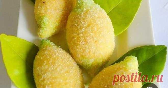 Лимонное печенье Ароматное 🍋 лимонное 🍋 печенье! Любителям чая с лимоном посвящается🍋 😉Рецепт от 👉 @receptysfoto 👈