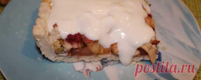 Диетический торт с фруктами - Диетический рецепт ПП с фото и видео - Калорийность БЖУ