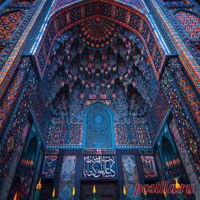 Вход в Соборную мечеть. Невероятная красота   vitaliy.karpovich
