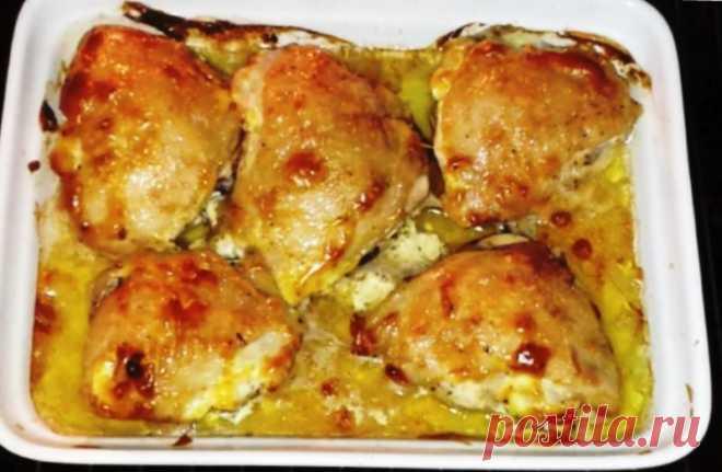 Моя сестра, которая живет в Америке, рассказала, как они готовят курицу Моя сестра, приехав к нам в гости, приготовила курицу так, как это делают коренные американцы. Нам всем очень понравилось и теперь я частенько делают точно также. Сегодня делюсь с вами этим рецептом. Вы можете готовить птицу как в духовке, так и на мангале. Для приготовления вам потребуются такие ингредиенты: курица, 2 кг; уксус, 3 ст.л; […]