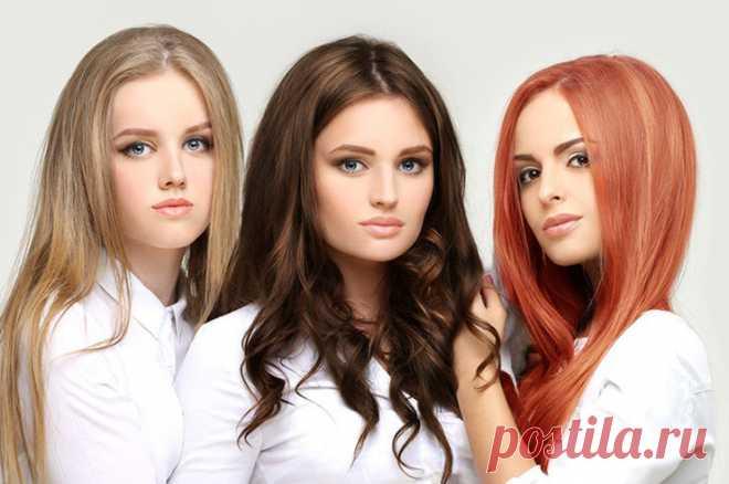 Как найти свой идеальный цвет волос: гениальный гид! | Журнал Cosmopolitan